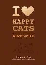 Boek: I love Happy Cats Revolutie