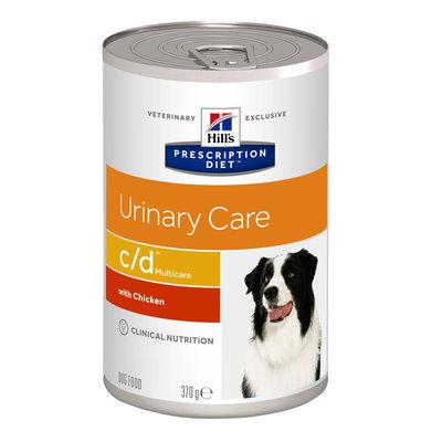 Hill's Prescription Diet c/d Multicare Canine 12x370 gr
