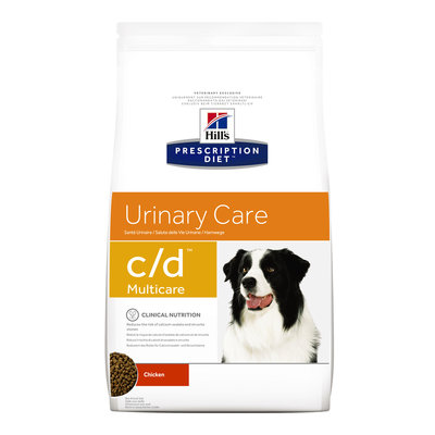 Hill's Prescription Diet c/d Multicare Canine 2 kg