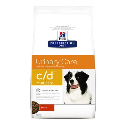 Hill's Prescription Diet c/d Multicare Canine 5 kg