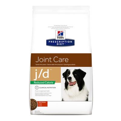 Hill's Prescription Diet j/d Canine Reduced Calorie 4 kg