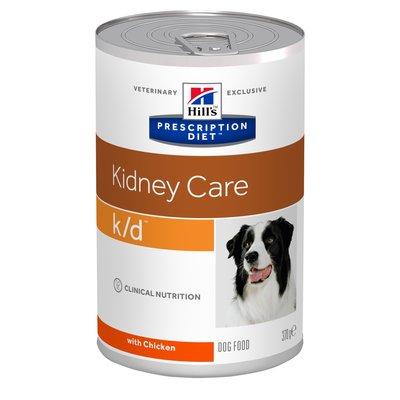 Hill's Prescription Diet k/d Canine 12x370 gr