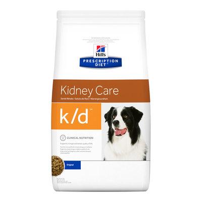 Hill's Prescription Diet k/d Canine 5 kg