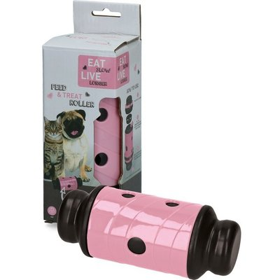 Feed and Treat Roller S - roze
