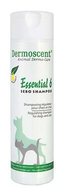 Dermoscent 6 Sebo Hond/Kat Shampoo 200mL
