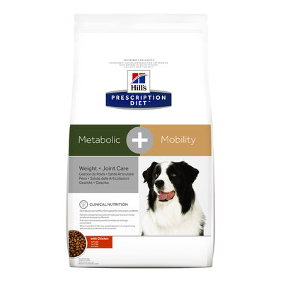 Hill's Prescription Diet Metabolic+Mobility Canine 4 kg
