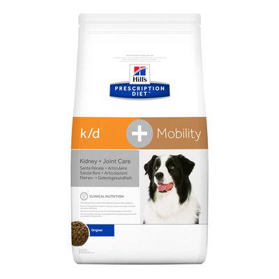 Hill's Prescription Diet k/d+Mobility Canine 5 kg