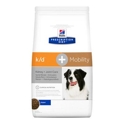 Hill's Prescription Diet k/d+Mobility Canine 12 kg