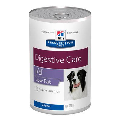 Hill's Prescription Diet i/d Canine Low Fat 12x360 gr