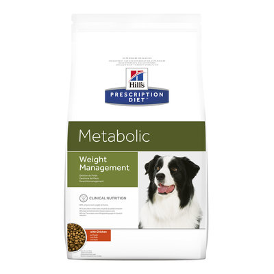 Hill's Prescription Diet Metabolic Advanced Weight Solution Canine 4 kg