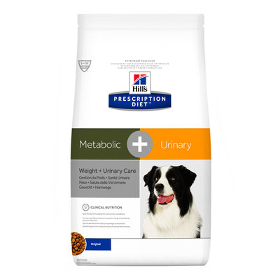 Hill's Prescription Diet Metabolic+Urinary Canine 12 kg