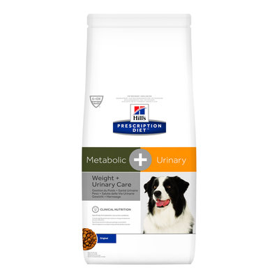 Hill's Prescription Diet Metabolic+Urinary Canine 2 kg