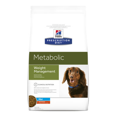 Hill's Prescription Diet Metabolic Advanced Weight Solution Canine Mini 6 kg