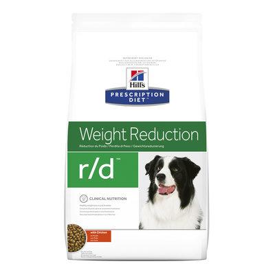 Hill's Prescription Diet r/d Canine 4 kg