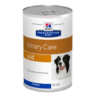 Hill's Prescription Diet s/d Canine 12x370 gr