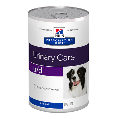 Hill's Prescription Diet u/d Canine 12x370 gr