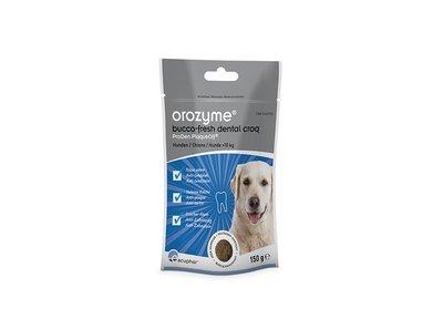 Orozyme Bucco Fresh Croqs Dog +10kg 150gr