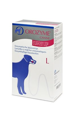 Orozyme Canine Chews Large (+30kg)