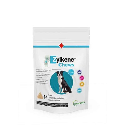 Zylkène 225mg Dog Medium Breed (10-30kg) 14chews