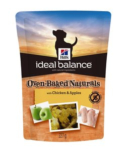 Hill's Ideal Balance Canine Snacks Chicken & Apples 227gr
